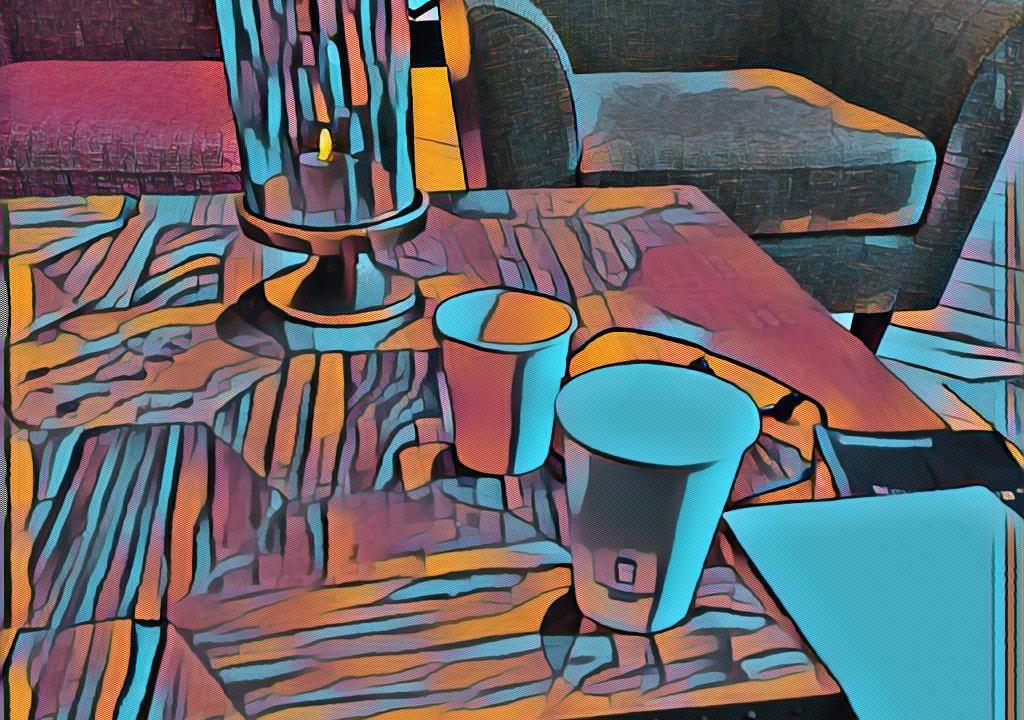 写真をイラスト化するアプリ なんでも5秒で芸術作品に 無料